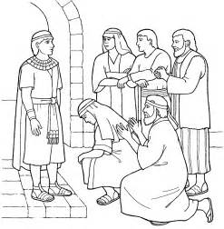 joseph coloring pages free coloring pages of joseph in