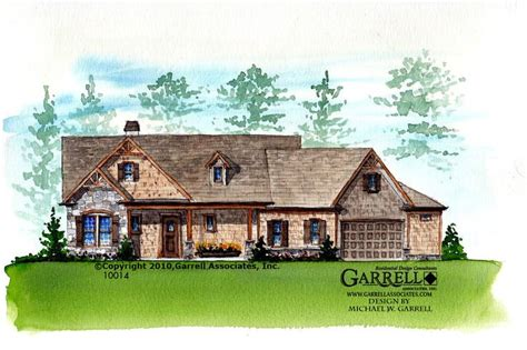 garrell associates inc springs cottage iii house plan