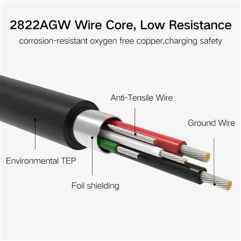 Kabel Charger 4 Original ugreen kabel charger usb type c 2a 3 meter us141 black