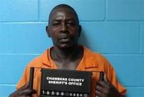 Chambers County Arrest Records Anthony Lewis 2017 09 19 Chambers County Mugshot Arrest