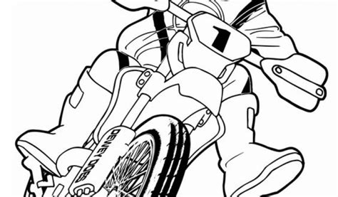 motorcycle coloring pages easy simple bike coloring coloring pages