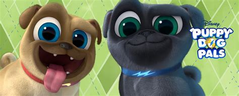 puppy pals puppy pals tv show watchdisneyjunior