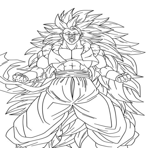 imagenes para colorear de dragon ball z dragon ball z para colorear colorear website