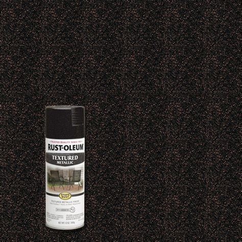rust oleum american accents 12 oz textured spray paint 6 pack 7994830 the home