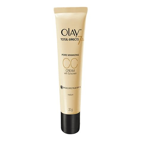 olay total effects pore minimizing cc medium