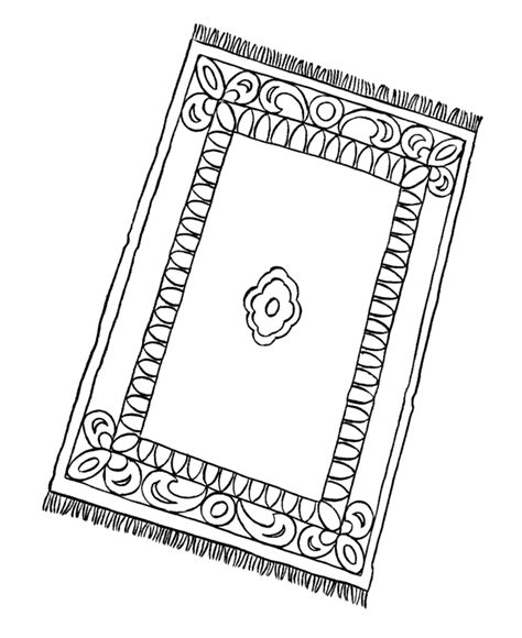 Rug Coloring Page usa printables early american society coloring pages