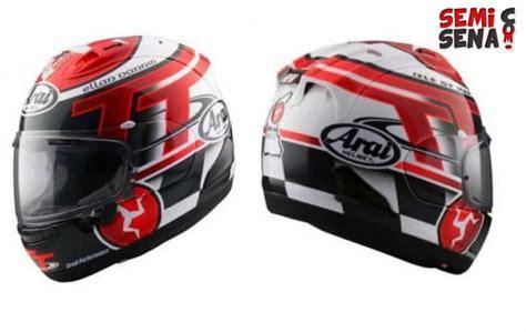 Tear Helm Arai Rx 7 X daftar harga helm kyt terbaru semisena