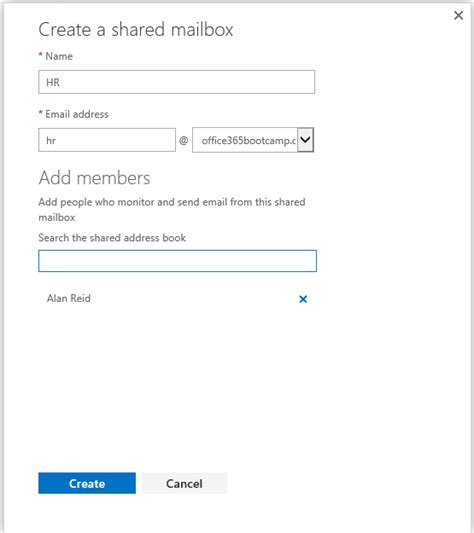 Office 365 Outlook Add Mailbox How To Create Or Convert Shared Mailboxes In Office 365