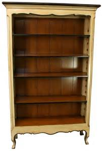 Cherry Finish Bookcase New French Country Bookcase In Cherry Amp Maple Adjustable