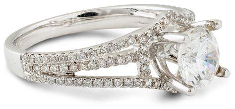 unique engagement rings without diamonds