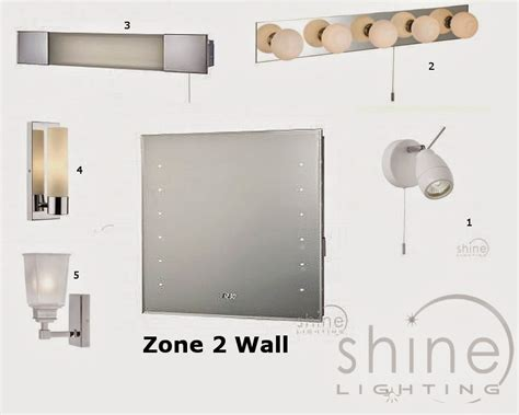 bathroom light zone 2 ip rating lighting ideas