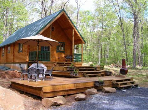 log cottage small cabin kits vacationer log cabin conestoga log cabins
