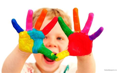 color craft for baby colors painting activities for photo
