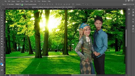 tutorial photoshop cs6 ganti background tutorial photoshop cs6 mengganti background youtube