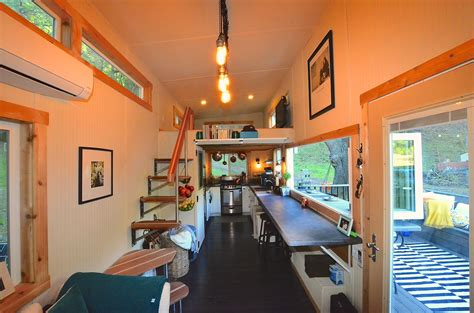 interiors of tiny homes tiny house walk through interior 187 tiny house basics