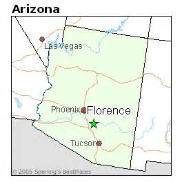 Florence Arizona Map by Best Places To Live In Florence Arizona