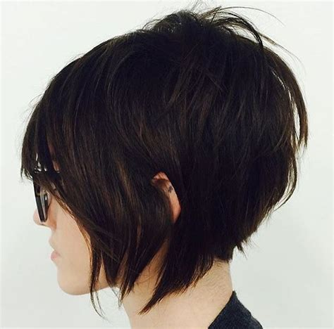 grow hair bob coloring short textured bob edgy short cut by msbjones11 hair