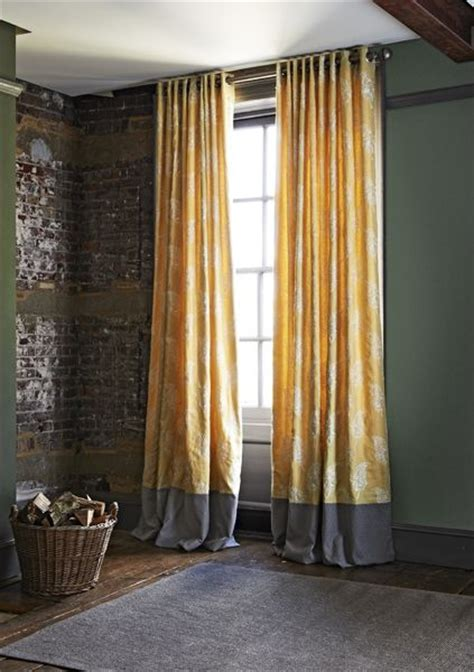 Floor To Ceiling Curtains Floor To Ceiling Curtains Home Ideas Pinterest