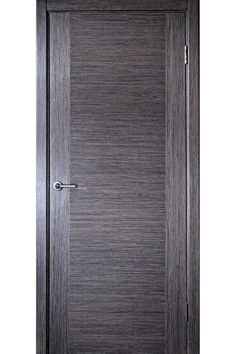 Gray Interior Doors Quot Quot Interior Door Grey Oak Finish