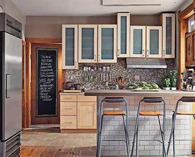 decoracion de interiores cocinas pequenas  modernas