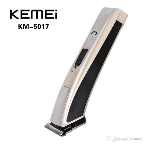Kemei Alat Cukur Electric Professional Trimmer Barbershop Km 3909 Te kemei km 5017 hair trimmer rechargeable electric hair clipper waterproof high power hair clipper