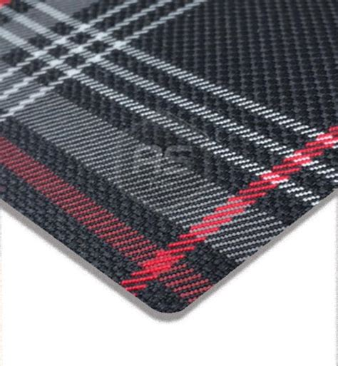 vw upholstery fabric vw gti tartan red