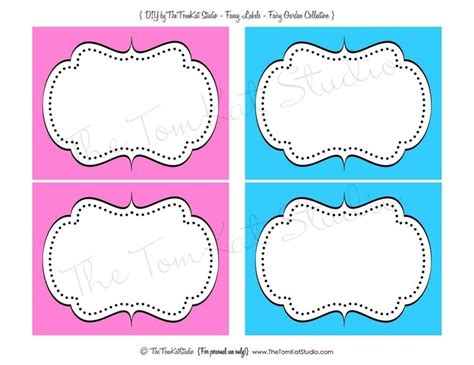 printable dessert labels spa party printable food and dessert labels by the tomkat