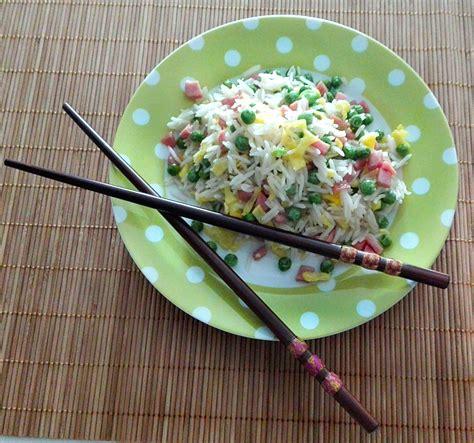 cucina cinese riso alla cantonese