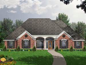 Southern Ranch House by Monsey Southern Ranch Home Plan 030d 0101 House Plans
