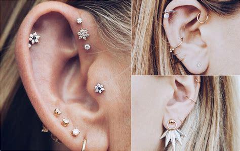 just got ears pierced when do i remove the studs ear piercings inspiration