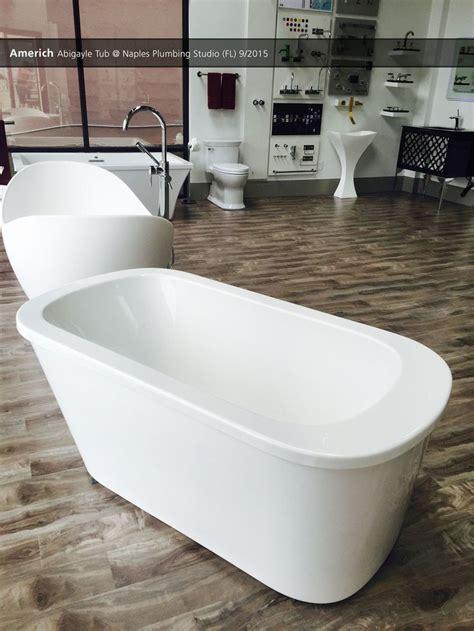 Americh Abigayle Tub @ Naples Plumbing Studio (FL) 9/2015   Showroom Displays   Pinterest