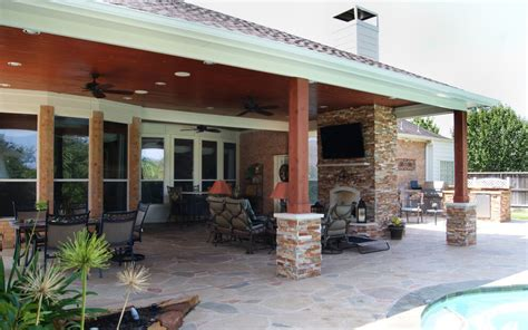 simple royce city patio cover with shingles hundt patio patio cover images patio design ideas