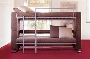 sofa becomes decker bunk bed