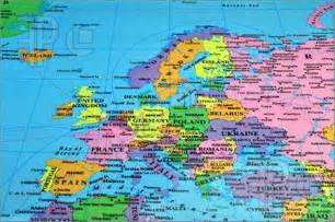 European Cities Map by Map Of Europe Cities Pictures Europe Cities Map Pictures