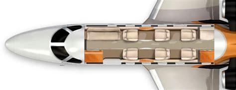 Phenom 300 Cabin by Flight Attendant No Experience Sle Flight Attendant