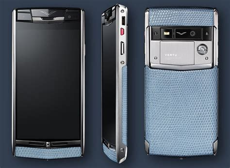 vertu phone touch screen vertu signature touch specs review release date phonesdata
