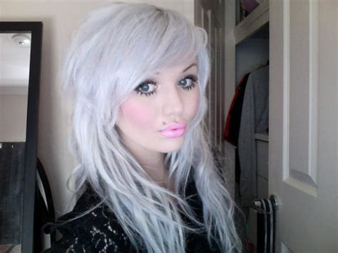 images of hair bleached white gray hair color inspiration pictures strayhair