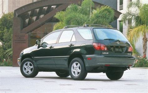 1999 Lexus Rx 300 by 1999 Lexus Rx 300 Information And Photos Zombiedrive