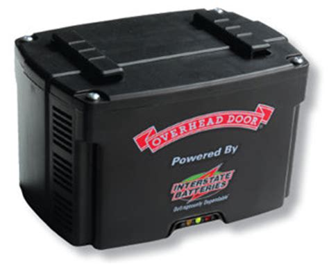 Garage Door Battery Backup Garage Door Opener Battery Back Up