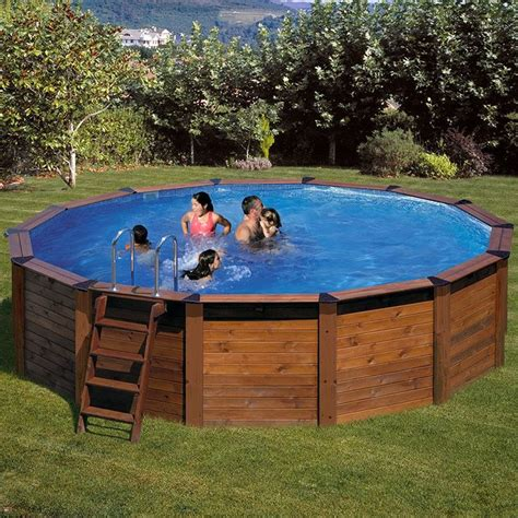 cobertizos armables 25 best ideas about piscinas gre on pinterest peque 241 os