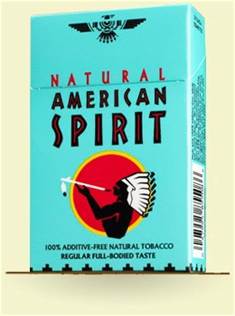 american spirit tobacco products