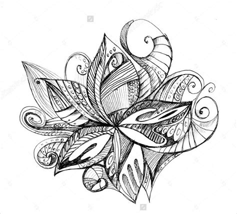 libro drawing flowers 25 pencil drawings art ideas design trends premium psd vector downloads