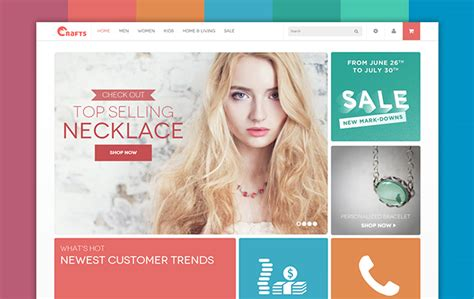 Best Handmade Websites - 20 crafty ecommerce website templates for your handmade