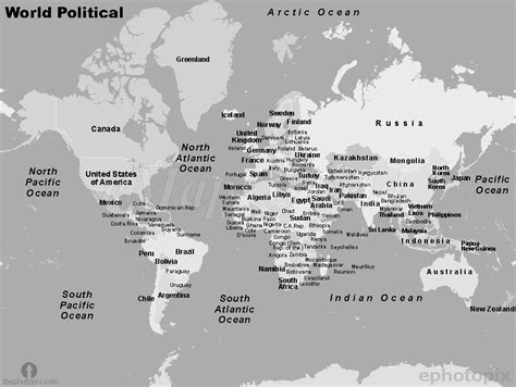 world maps  countries black  white world map vector