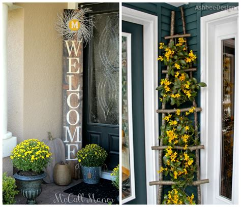 spring decorating ideas for your front door front porch ideas inspire your welcome this spring