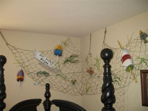 Fish Net Decoration Ideas by 1000 Images About Fishing Net Decor Ideas On