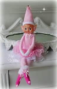 vintage style pink knee hugger pixie