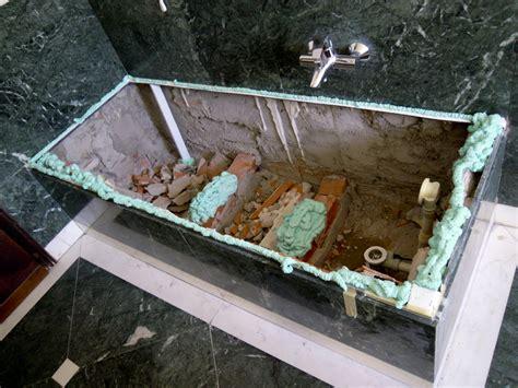 sostituire vasca da bagno foto sostituzione vasca da bagno senza rompere le