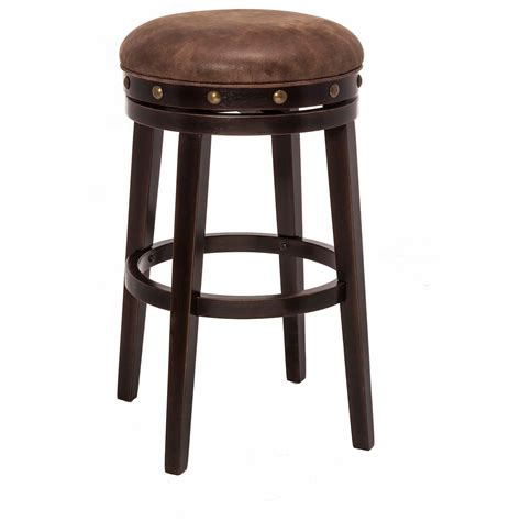 Backless Bar Stools by Hillsdale Backless Bar Stools Streamlined Smoke