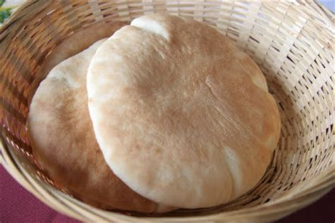 Pita Handmade - pita bread recipe lebanese recipes